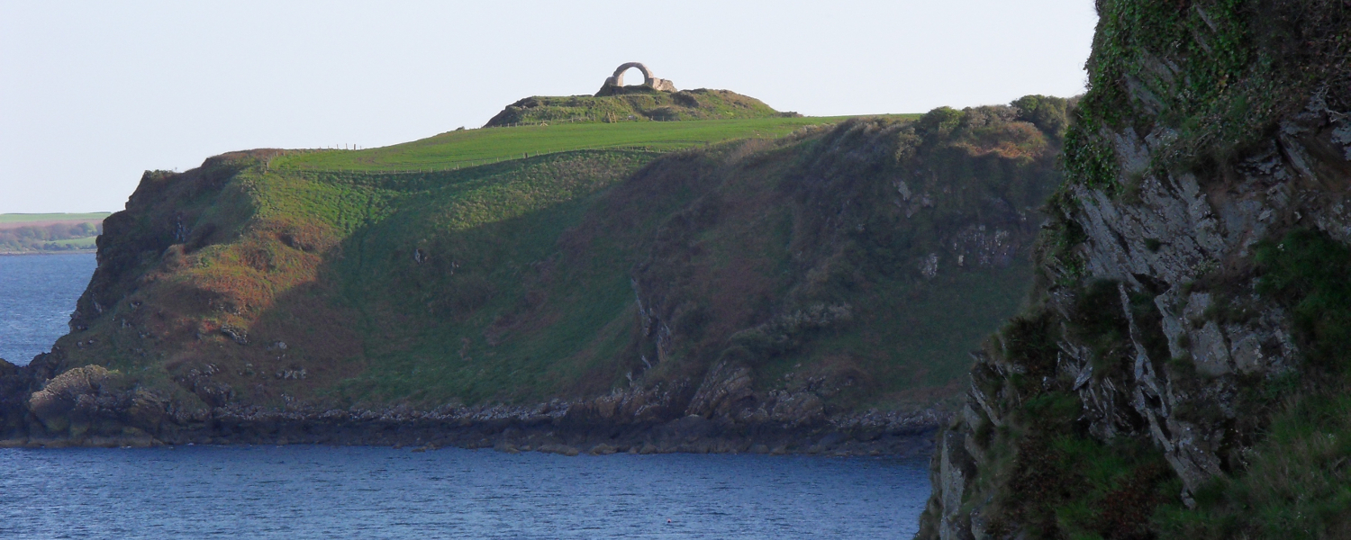 Cruggleton Castle